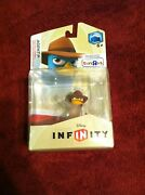 Disney Infinity Agent P Clear Phineas And Ferb Game Figure New Toysrus Exclusive