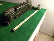 Lionel 1947 Gg1 Prr With Both Pantographs - Runs F/n/r Good - Fast Shipping