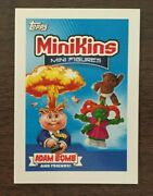 Garbage Pail Kids Brand New Series Bns 3 Minikins Promo Card Philly Card Show