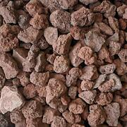 Midwest Hearth Lava Rock For Fire Pits And Gas Log Sets Red 1/2 To 2 10-lb Bag