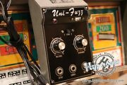 Used Unicord 60and039s Uni-fuzz Model-250 Effectors For Guitar And Bass Plc245