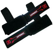 Xpeed Pro Power Lifting Straps-wls