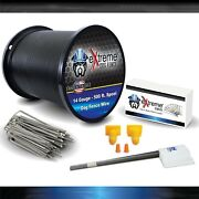 Edf High Performance Boundary Wire And Install Kit For All Electric Dog Fences
