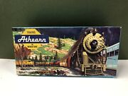 Used Atheann 5402 Rea Express Tractor Unit And 40 Ft Trailer 1/87 Gauge Ho Gauge