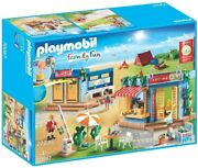 Playmobil Family Fun Large Campground 70087 For Kids 4 Years Old And Up