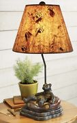 Bear Tubing In Lazy River Lamp Bfd J8