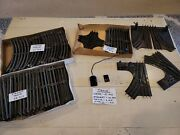 Lionel O Gauge Track Control Lot - Gauge Crossings, Gauge Switches And Controls +