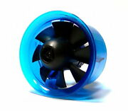 Aeo Aircraft 4750kv Brushless Motor 55mm 8 Blade Electric Ducted Fan Edf Om137