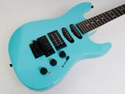 Fender Made In Japan Limited Edition Hm Strat Rosewood Fingerboard Ice Blue
