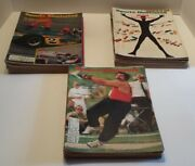Vintage Sports Illustrated Magazines Mixed Lot Of 26 1969-1970 Great Collectible