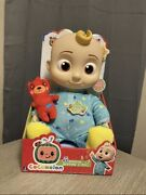 Cocomelon Roto Jj Doll Bedtime Soft 10 Plush Sing Toy Youtube Ships Super Fast