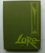1968 Lore Our Lady Of Mercy High School Yearbook Farmington Michigan