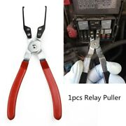 Electrical Relay Puller Pliers Tool Fuse Extractor Remover 1pc Thin Tips
