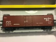 Athearn Ho 91260 Nickel Plate Road Nkp 50' Pd Youngstown 84012 Nib From Estate