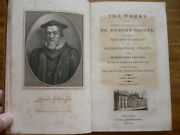 The Works Of Richard Hooker 1820 Volume The First