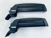 Lot Of 2 Thule 5401 Snowcat Ski Snowboard Carrier Rooftop Rack Clamp Replacement
