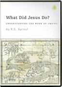 Rc Sproul What Did Jesus Do Understanding Work Christ Dvd Set 12 Msgs Reformed