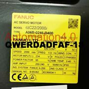 1pc Used Fanuc A06b-0246-b400 Tested In Good Condition Quality Assurance