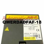 1pc Used Fanuc A06b-6079-h305 Tested In Good Condition Quality Assurance
