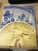 [auction Catalog] Doyle Sales Coins Bank Notes And Stamps October 2015