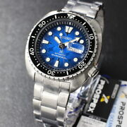 Seiko Prospex Save The Ocean Sbdy063 Auto Free Shipping From Japan