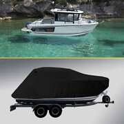 Oceansouth Boat Cover For Jeanneau Merry Fisher 695 Marlin