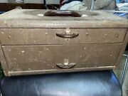 Antique Collectible Kennedy Tackle / Toolbox