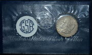 1878-p 7tf Gsa 1 Morgan Silver Dollar ✪ Soft-pack ✪ Xf L@@k Now ◢trusted◣
