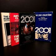 The 2001 Collection Arthur C Clarke Space Odyssey Lost Worlds Kubrick 1st Rare