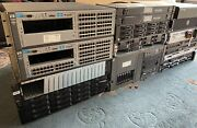Lot Of Various Dell/cisco Servers/switches/controllers See Notes