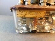 Vintage 1954 General Railway Signal Co. 12v Relay - Type K Size 2