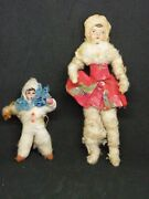 Christmas Tree Toys  Old Antique Ussr №6