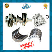 Range Rover 2.7 Forged Crankshaft Oil Pump + Main And Big End Bearings - Upgraded