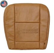 2003, 2004 Ford F250 King Ranch Driver Side Bottom Genuine Leather Seat Cover
