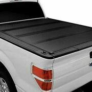 Bakflip G2 Hard Folding Tonneau Cover Fits Tacoma 2005-2015 6and039 Bed W/ Deck Rails