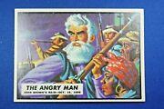 1962 Topps Civil War News - 1 The Angry Man - Nrmt-mt Condition