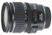 New Canon Ef 28-135mm F 3.5-5.6 Usm Is Photo Lens