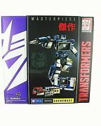Hasbro Transformers Masterpiece Mp-02 Soundwave Toys R Us Exclusive New In Box