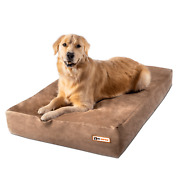 Big Barker Orthopedic Dog Bed Sleek Edition. For Large And Xl Dogs.