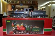 Lgb G Gauge Model Steam Locomotive 2028d New And Never Used In Perfect Conditi