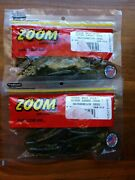 Lot Of Two Bags Of Zoom Watermelon Seed Super Speed Craw