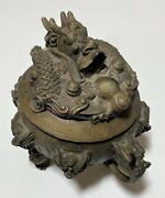 Keith Richards The Rolling Stones Ownedandused Incense Burner From Redlands