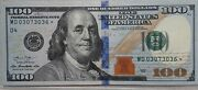2013 100 One Hundred Dollar Bill Star Note - 03073036 - 92 Cool Series Numbers