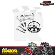 Billet Specialties Power Steering Bracket And Pulley Kits W/ Bolts - Bs12120