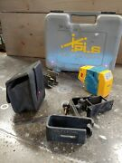 Pacific Laser Systems Pls5 W/ Case And Brackets