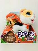 Furreal Poopalots Big Wags Interactive Kitty Connect,walk And Feed Scoop Poop New