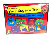Todd Parr's I'm Going On A Trip Game A Worldly Game Of Travel And Chance