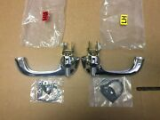 1967-68 Ford Mustang Outside Door Handles Lhandrh Free Shipping