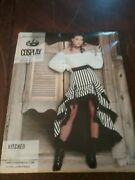 Cosplay By Mccalls Hitched M2072 Sewing Pattern Us 6-14 New Uncut Easy