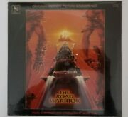 The Road Warrior Mad Max Lp 1982 Sealed New Mel Gibson Science Fiction Record